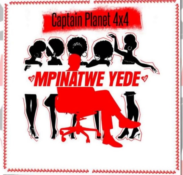Captain Planet (4×4) – Mpinatwe Yede