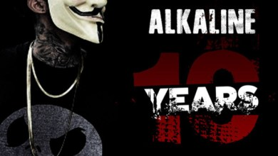 Photo of Alkaline – 10 Years (Prod. By ArmzHouse Records)