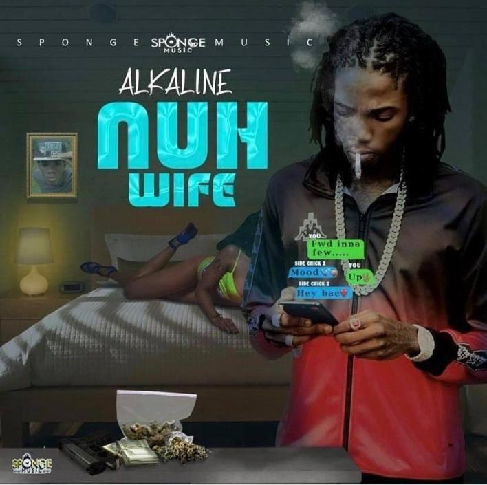 Alkaline – Nuh Wife (Prod By Sponge Music)