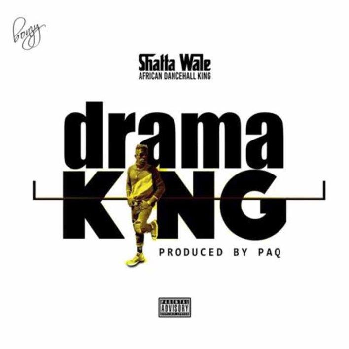 Shatta Wale – Drama King (Prod. By Paq)