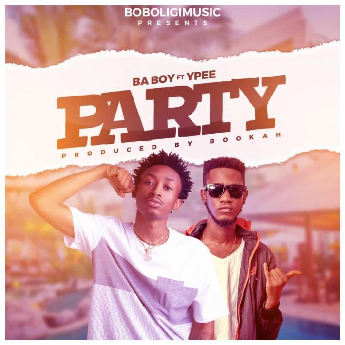 BA Boy– Party Ft YPee (Prod. by Bookah)