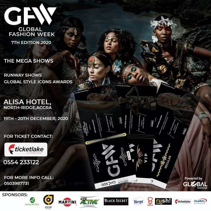 """Global Style Icon Awards """"Fashion week"""" slated for 19th and 20th December"""