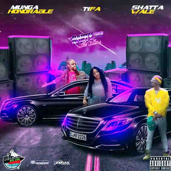 Shatta Wale x Munga x Tifa - Party with the Stars