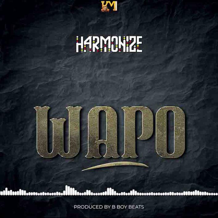 Harmonize - Wapo mp3 download