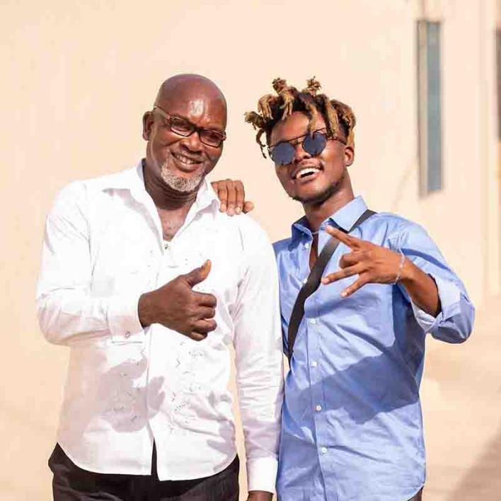 Quamina MP - Bongo Forever Ft Kofi Mole