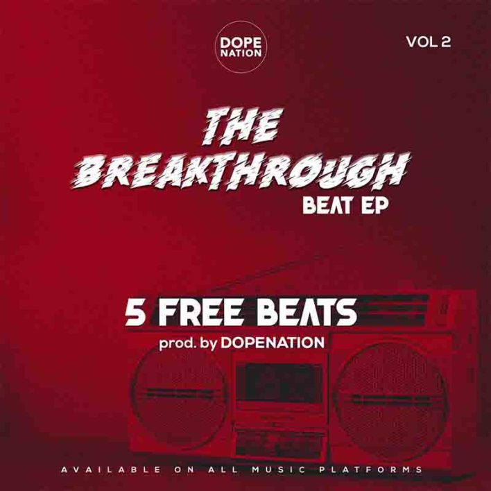 Dopenation - Contemporary (The Breakthrough Beat EP)