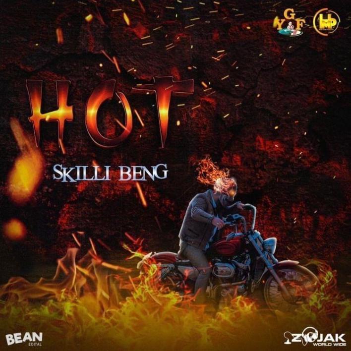 Skillibeng – Hot (Prod By YGF Records)