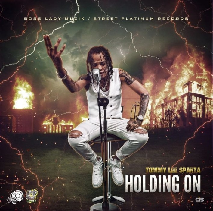Tommy Lee Sparta – Holding On mp3 download