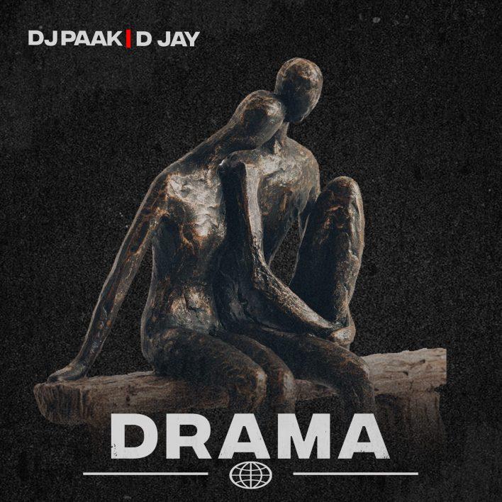 DJ Paak – Drama Ft D Jay mp3 download