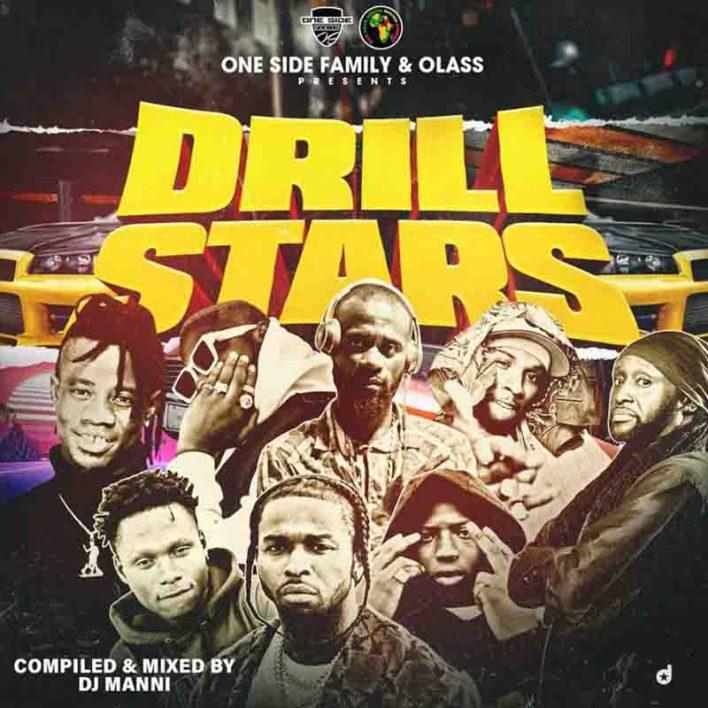 DJ Manni - Drill Stars 2021 (DJ Mixtape)