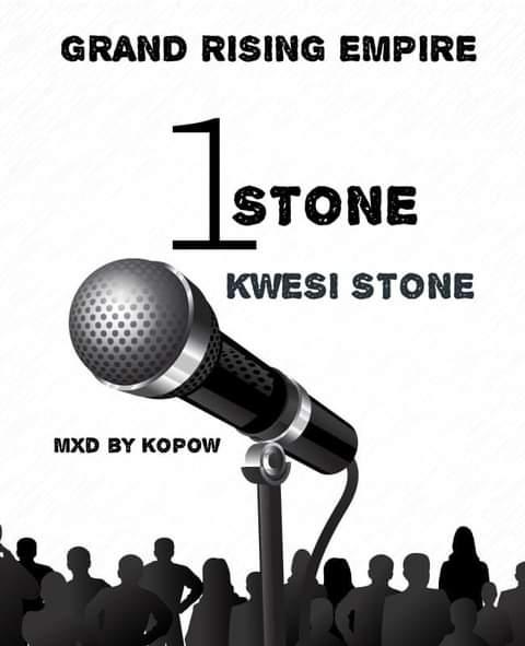 Kwesi Stone - 1Stone (Prod By Kopow)