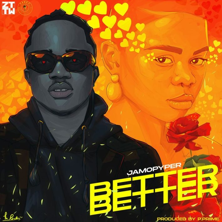 Jamopyper – Better Better mp3 download