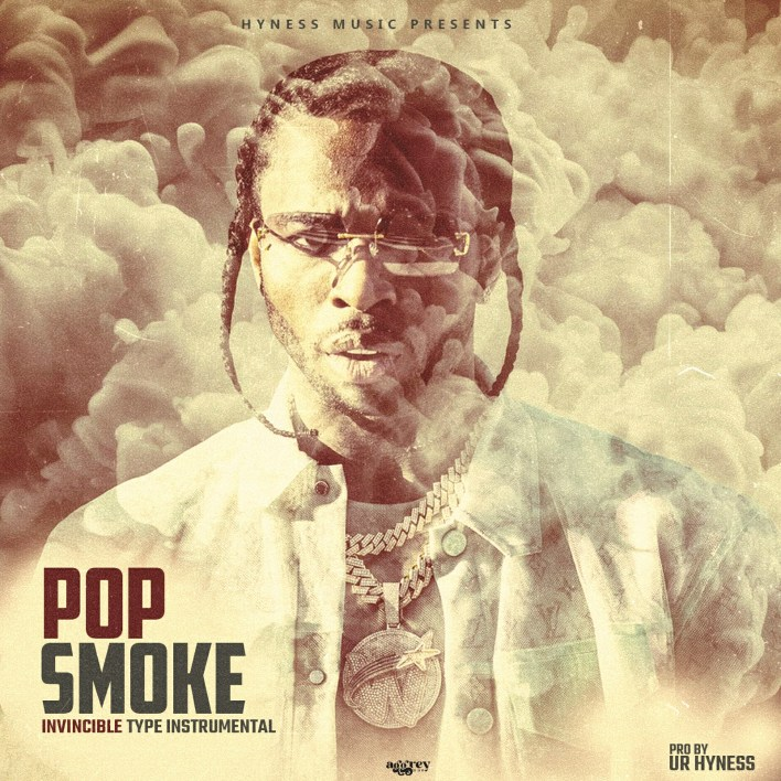 Invisible - Pope Smoke Type Drill Beatz (Prod By Ur Hyness)