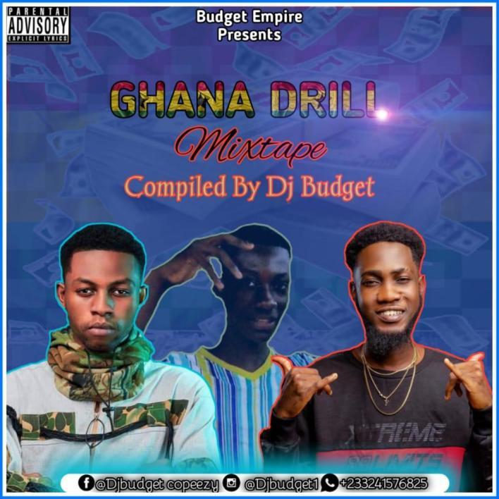 DJ Budget – Ghana Drill mp3 download