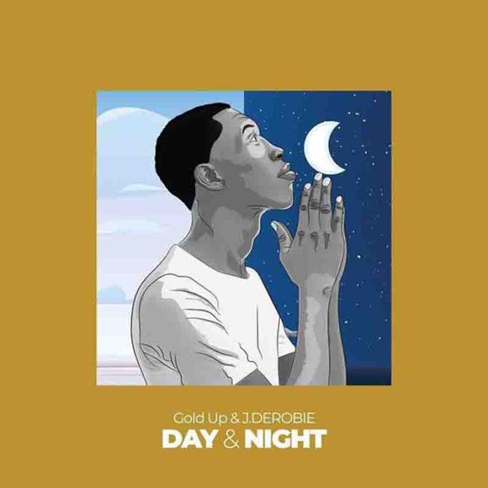 J.Derobie - Day & Night (Prod. By Gold Up Music)