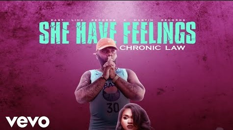 Chronic Law – She Have Feelings mp3 download