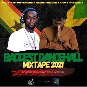 Dj RasNico & Dj Wyre - Baddest Dancehall Mixtape 2021