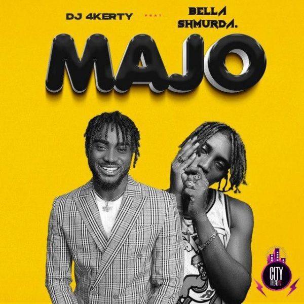 DJ 4kerty – Majo Ft Bella Shmurda mp3 download