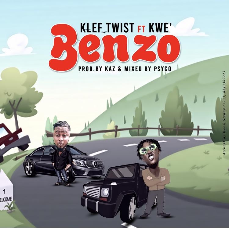 Klef Twist – Benzo Ft Kwe mp3 download