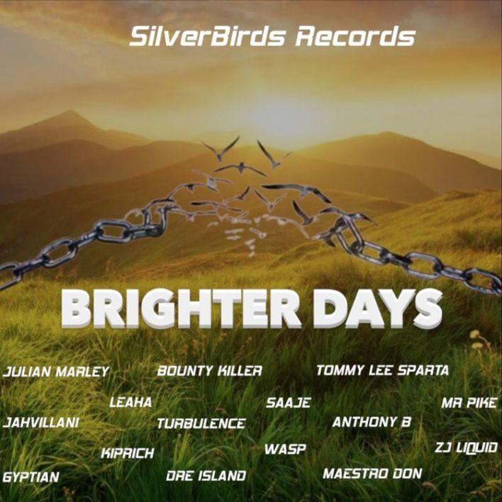 Tommy Lee Sparta – Brighter Days ft. Julian Marley, Bounty Killer, Jahvillani, Gyptian, Anthony B, Dre Island, Maestro Don, Kiprich, Turbulence, Wasp, Zj Liquid, Leaha, Saaje & Mr. Pike mp3 download