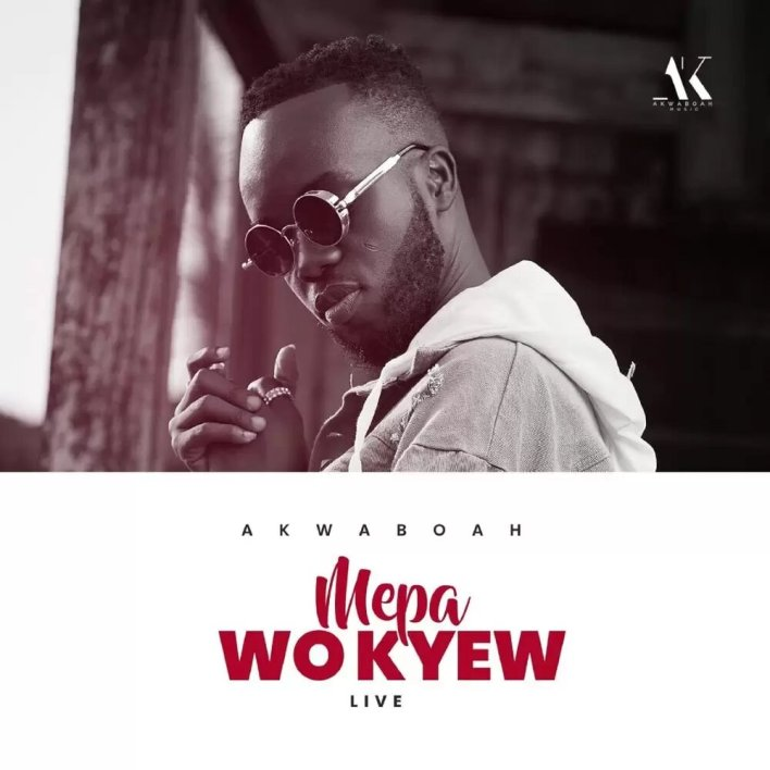 Akwaboah – Mepa Wo Kyew Live Session mp3 download