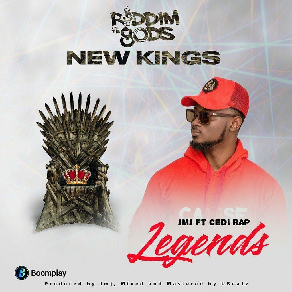 Cedi Rap – Legends mp3 download
