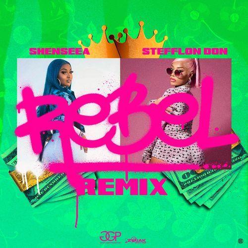 Shenseea – Rebel Remix Ft Stefflon Don mp3 download mp3 download
