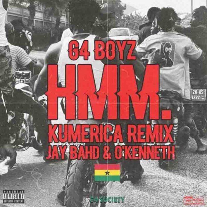 G4 Boyz - Hmm (Kumerica Remix) Ft Jay Bhad x O'Kenneth