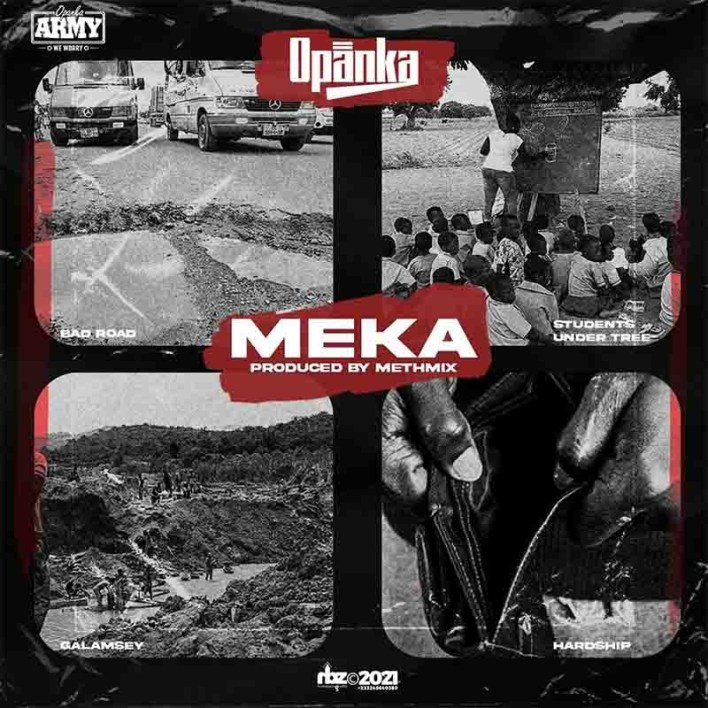 Opanka - Meka (Prod by MethMix)