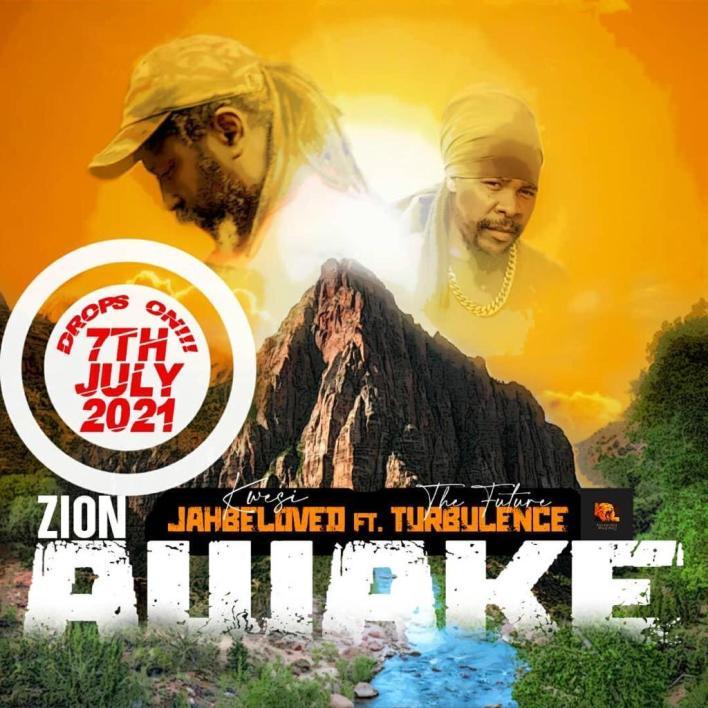 Kwesi Jahbeloved – Zion Awake Ft The Future Turbulence mp3 download
