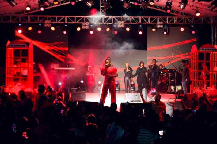 """Gyakie sells out maiden edition """"Gyakie Live Experience"""" Concert in Kumasi"""