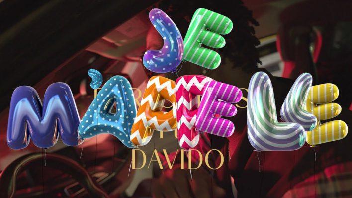Darkovibes – Je M'appelle Ft Davido mp4 video download