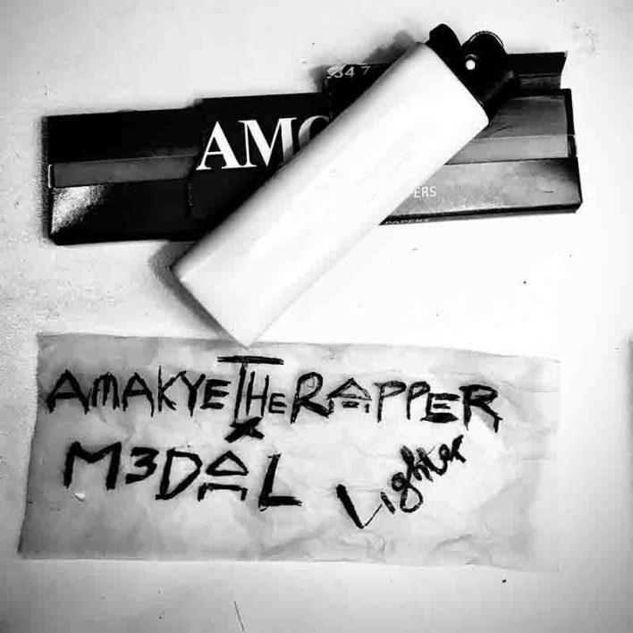 M3dal – Lighter Ft Amakyetherapper mp3 download