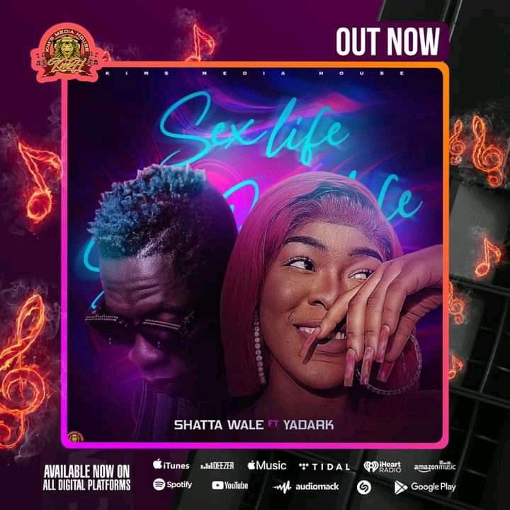 Shatta Wale – Sex Life Ft Yadark mp3 download