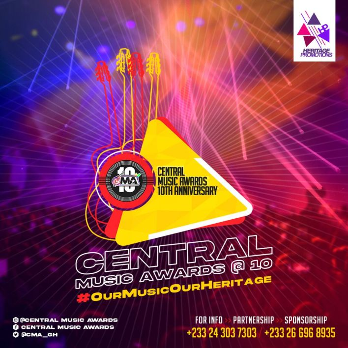 2021 Central Music Awards nominations to be announced on September 18