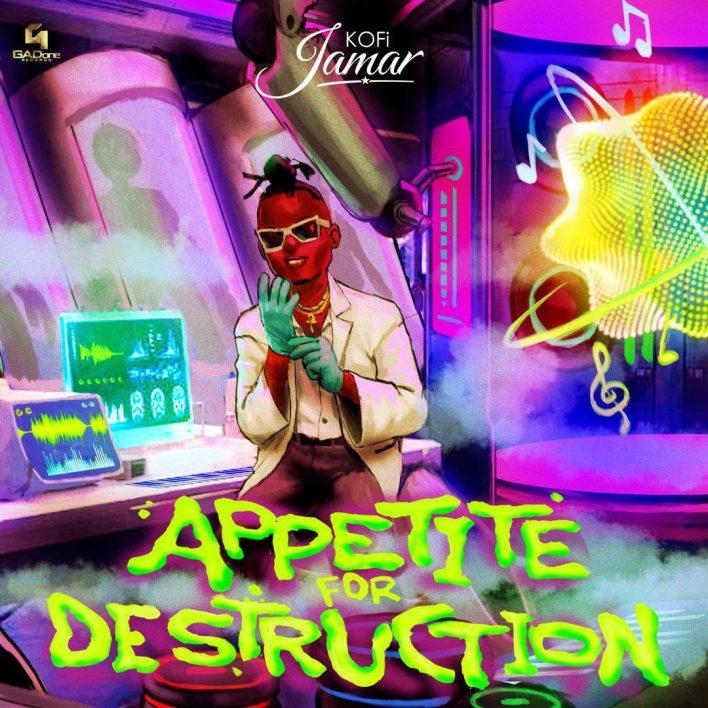 Kofi Jamar – Badman mp3 download