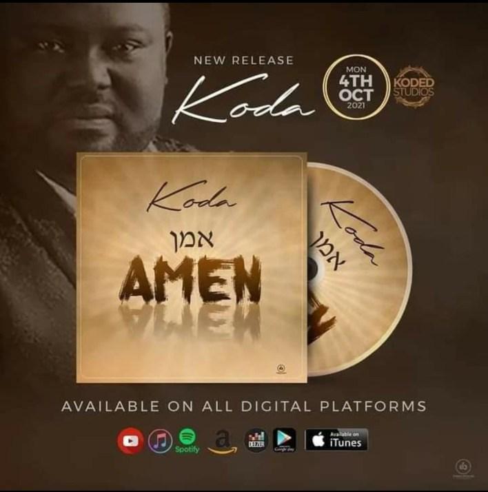 Koda – Amen mp3 download