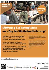 Rehmplatz Eröffnug 09.05.