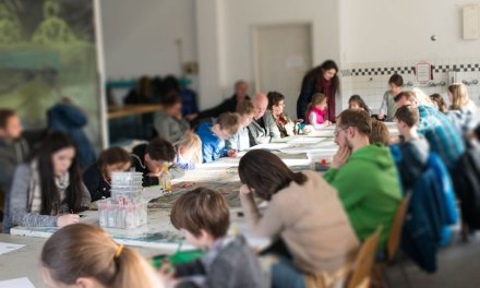 Comiciade® Workshop gut besucht