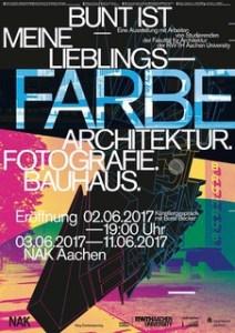 BUNT IST MEINE LIEBLINGSFARBE @ NAK Aachen | Aachen | Nordrhein-Westfalen | Deutschland