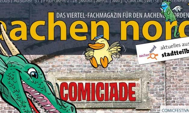 Aachen Nord Viertelmagazin 51