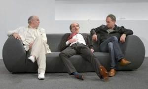 KUNST Komödie von Yasmina Reza @ Theater K im Tuchwerk | Aachen | Nordrhein-Westfalen | Deutschland