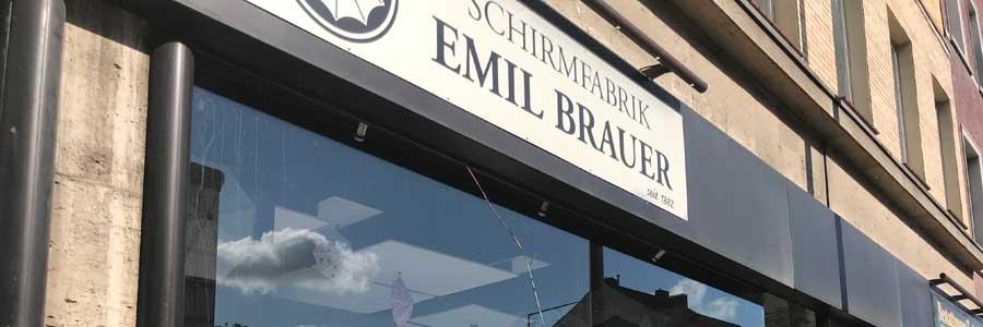 Schirmfabrik Emil Brauer e.K.