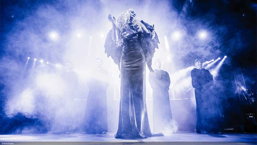 Holy Chants Tour 2018