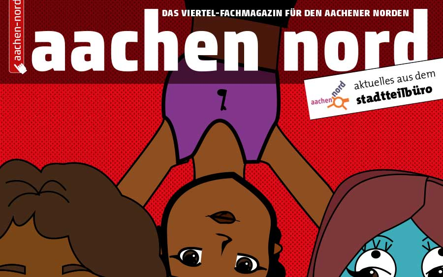 Aachen Nord Viertelmagazin 57
