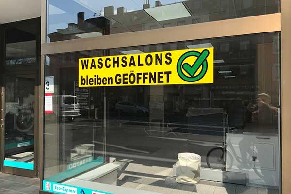 Waschsaon Aachen
