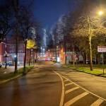 Baustelle Jülicher Straße ab