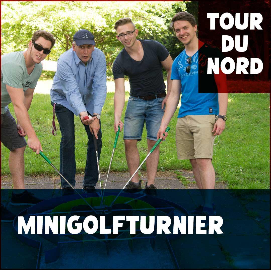 Minigolfturnier