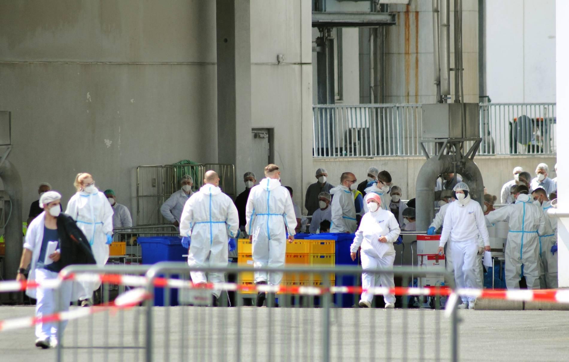 tonnies fleischfabrik 14 tage geschlossen