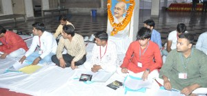 aadarshwaadi congress party meeting 7 april 2013 (10)